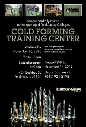 COLD FORMING TRAINING CENTER